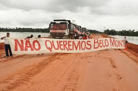 Nao queremos Belo Monte