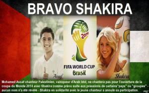 Bravo Shakira