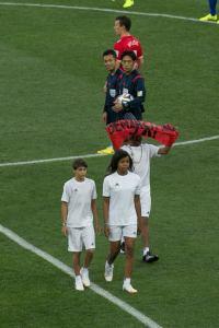 Demarcação Copa 2014