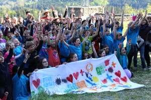 brasilianisches Kinderfest auf der Burg Glanegg