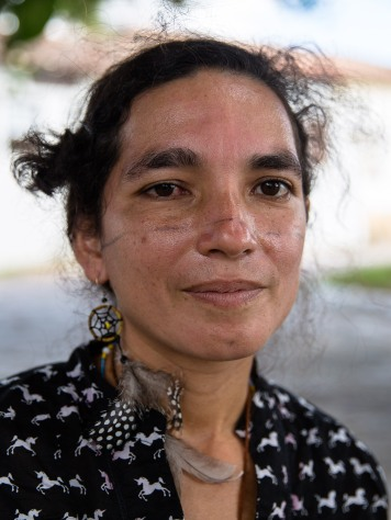 Dilma Akroá Gamela/ Foto: Thomas Bauer