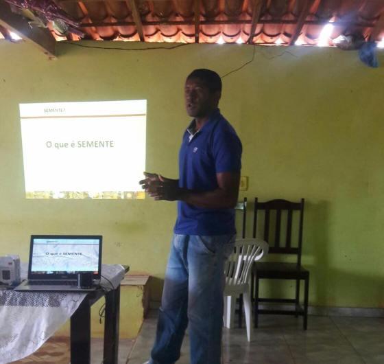 José Raimundo Mota de Souza Júnior/ Foto: MPA