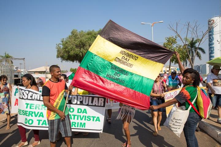 """1° Romaria Nacional do Cerrado - """"Cerrado: os povos gritam por água e território livres"""" - Balsas, Maranhão"""